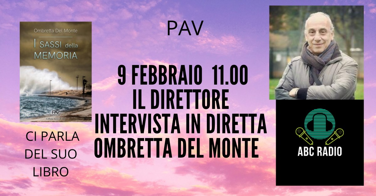 Intervista con Ombretta Del Monte ad ABC RADIO